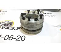 Расширитель колеи (ступичные проставки) Нива (5*139,7) 20 мм (дюраль)