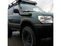 Шноркель Toyota Land Cruiser Prado 90 (бензин 5VZ-FE 3.4л-V6) ST090A